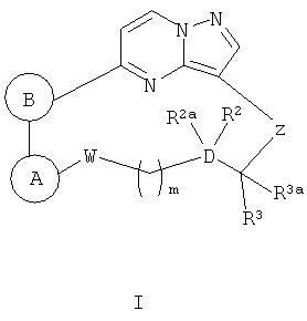Макроциклические соединения в качестве ингибиторов киназы trk