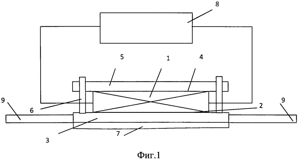 Термоэлектрическое устройство для остановки кровотечения