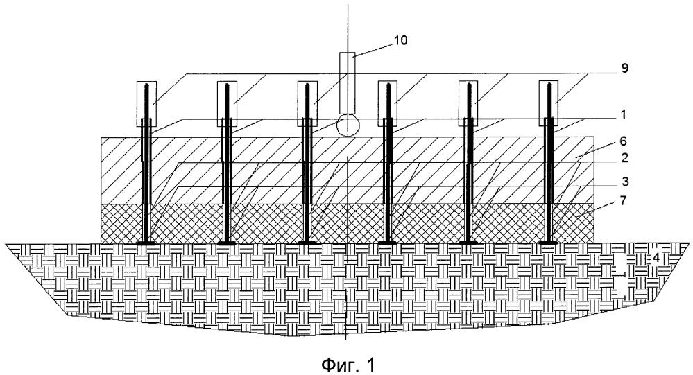 Тензометрический штамп