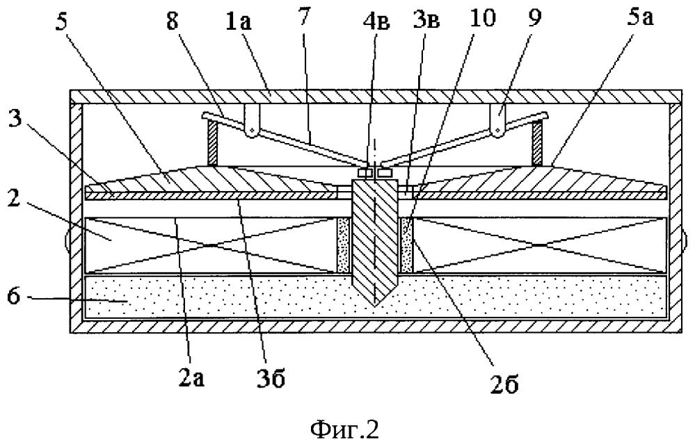 Электромеханическое импульсное устройство ударно-механического и электромагнитного воздействия