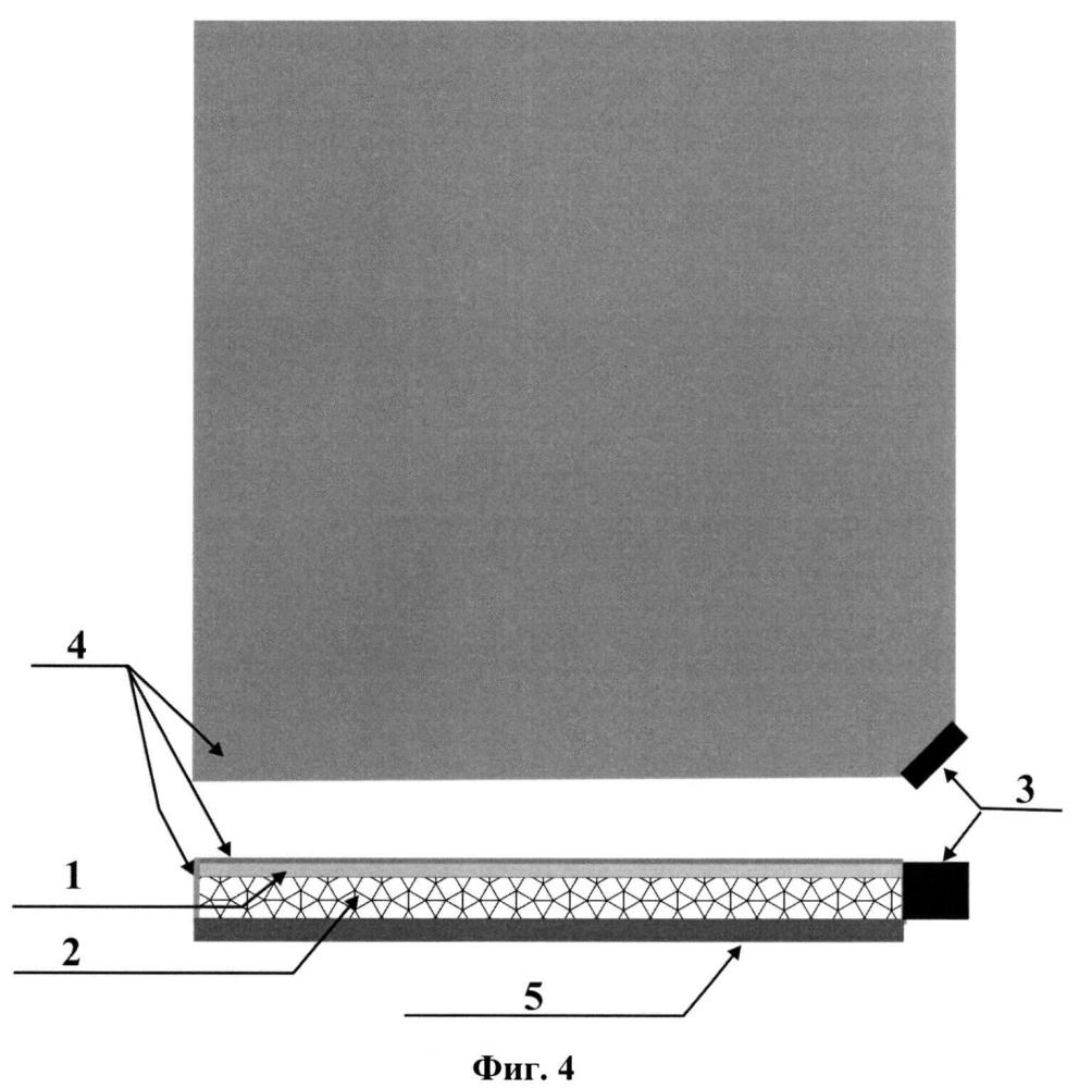 Детектор заряженных частиц с тонким сцинтиллятором