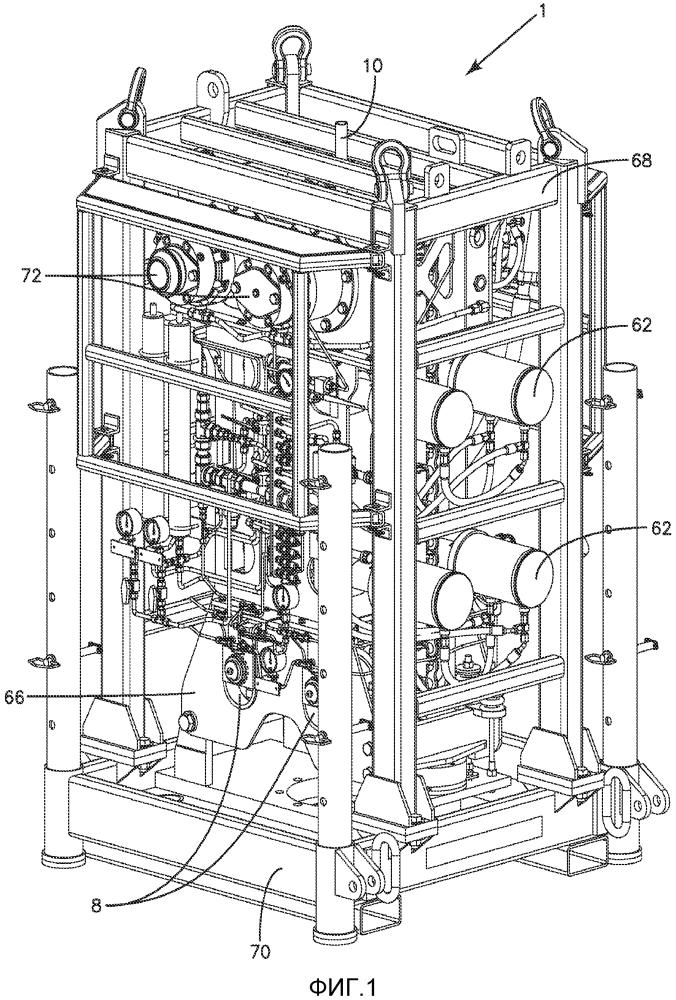 Инжектор для систем с гибкой насосно-компрессорной трубой