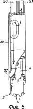 Способ откачивания воздуха-носителя из смеси сжатого воздуха и связующего агента