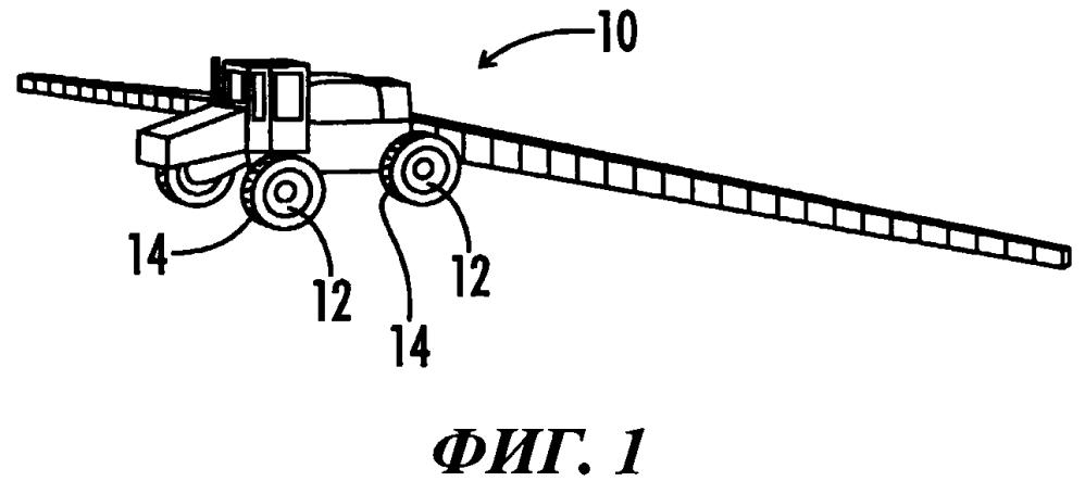 Шина для сельскохозяйственных и лесозаготовительных машин (варианты)