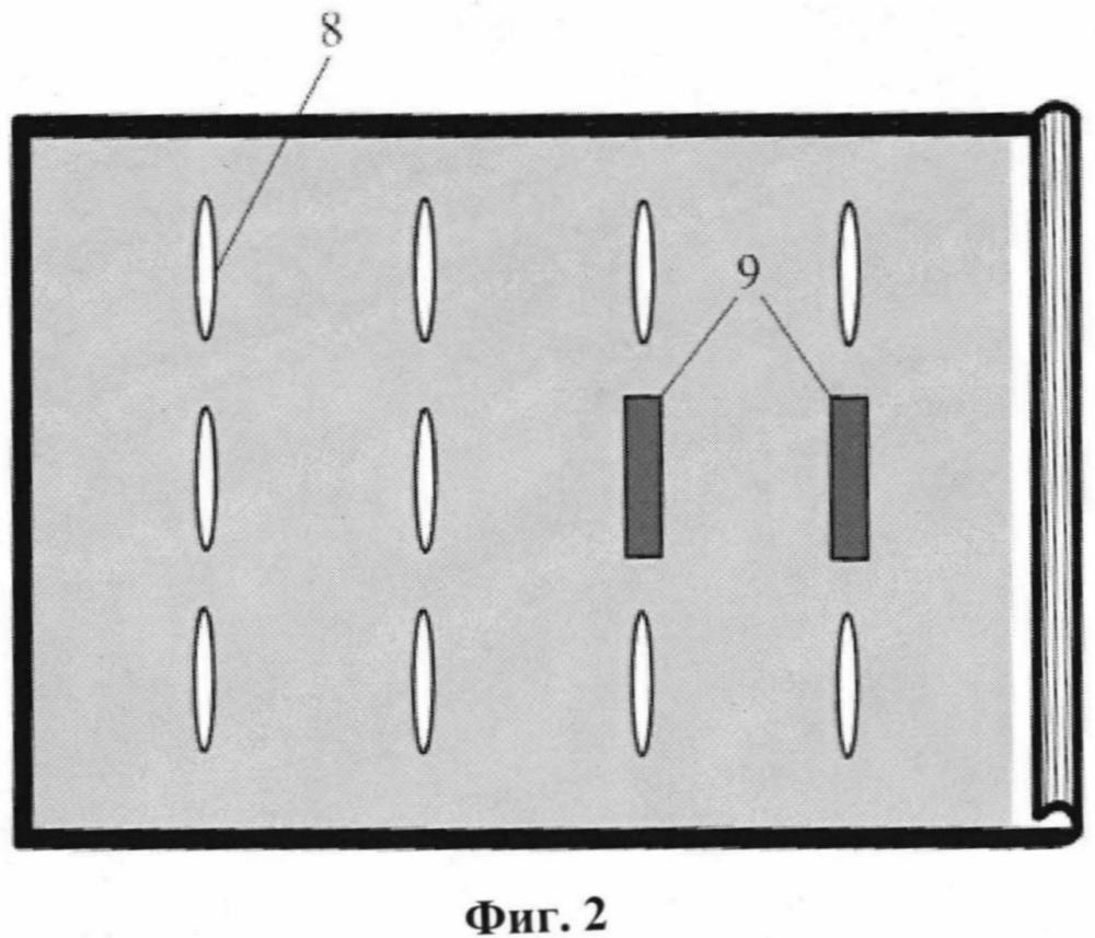 Противофильтрационное геокомпозитное покрытие