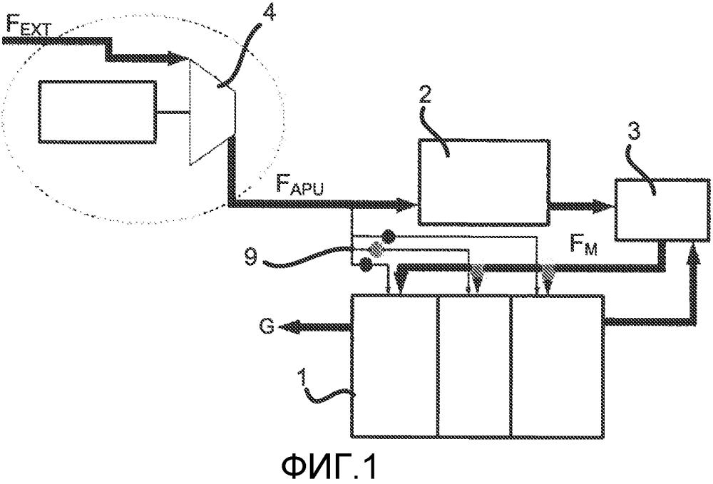 Система кондиционирования воздуха отсека для пассажиров летательного аппарата