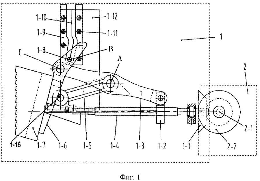 Стыковочная платформа шахтного подъемника, подходящая для гибкой направляющей, и способ стыкования для шахтного подъемника