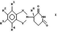 Замещенные 2,6-диоксопиперидины, фармацевтическая композиция на их основе и способы снижения уровней tnf-альфа