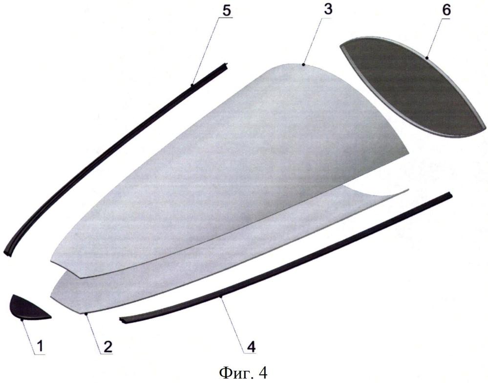 Корпус гиперзвукового летательного аппарата и способ его изготовления