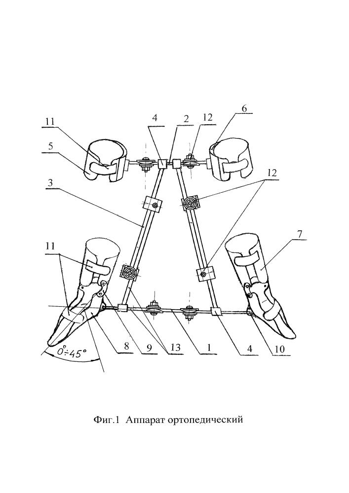 Аппарат ортопедический