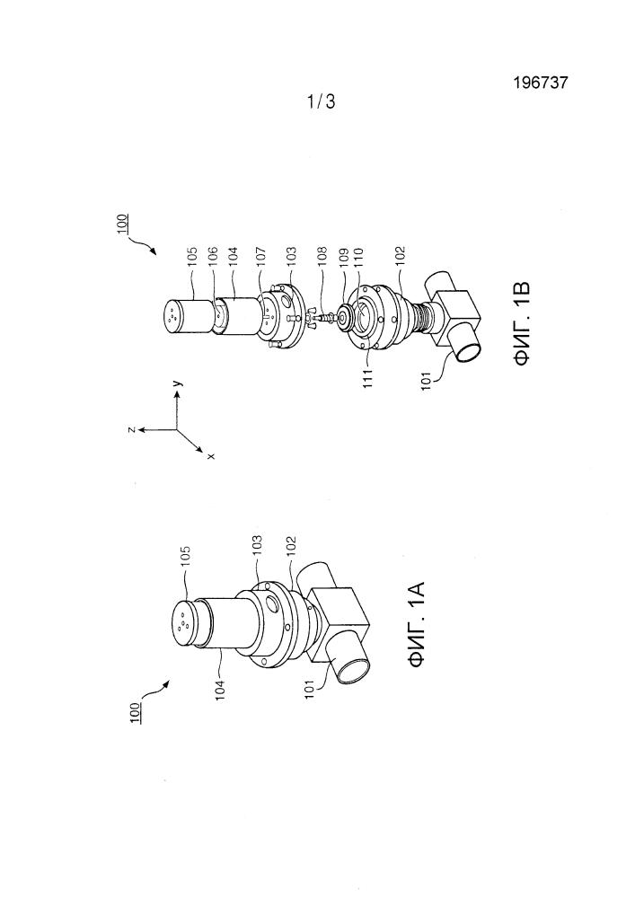 Активный клапан для аппаратов искусственной вентиляции легких