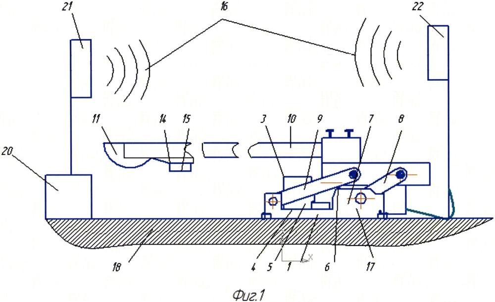 Роботизированная, анатомической формы мишень