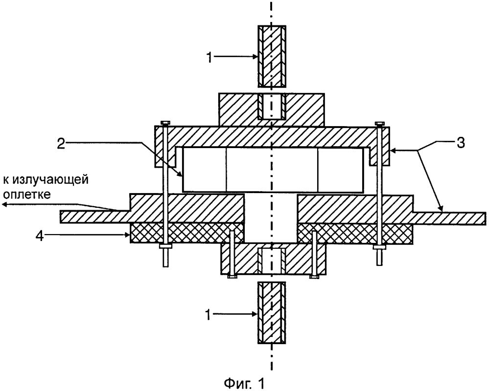 Способ регулировки импеданса антенно-фидерного устройства