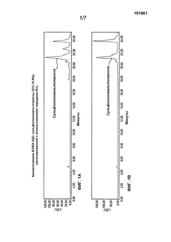 Производные трисахаридов и их применение в качестве адъювантов