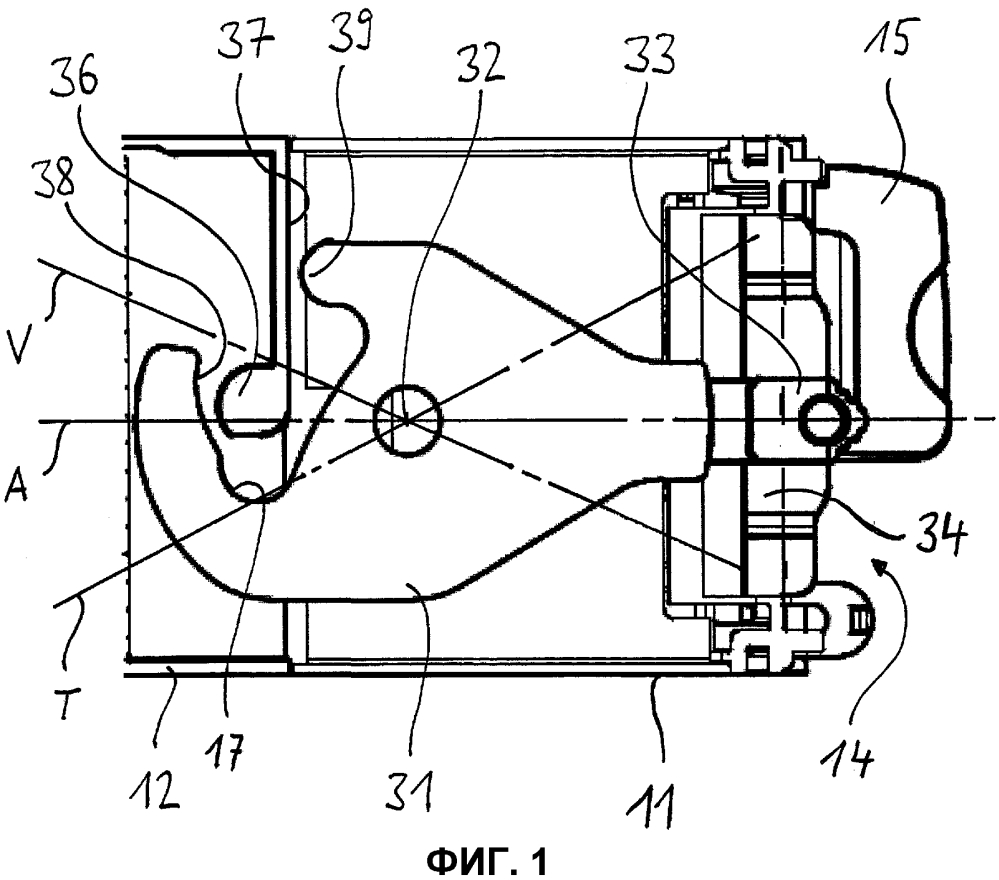 Устройство для соединения и разъединения штекера и ответного штекера