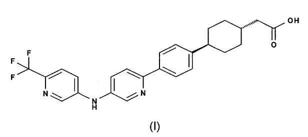 Фармацевтические композиции, содержащие ингибитор dgat1