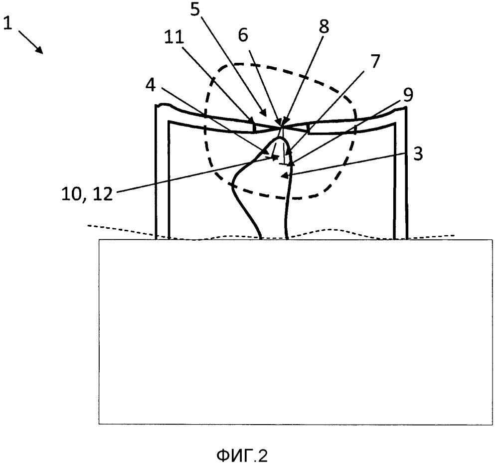 Вспомогательное устройство для диспенсера салфеток