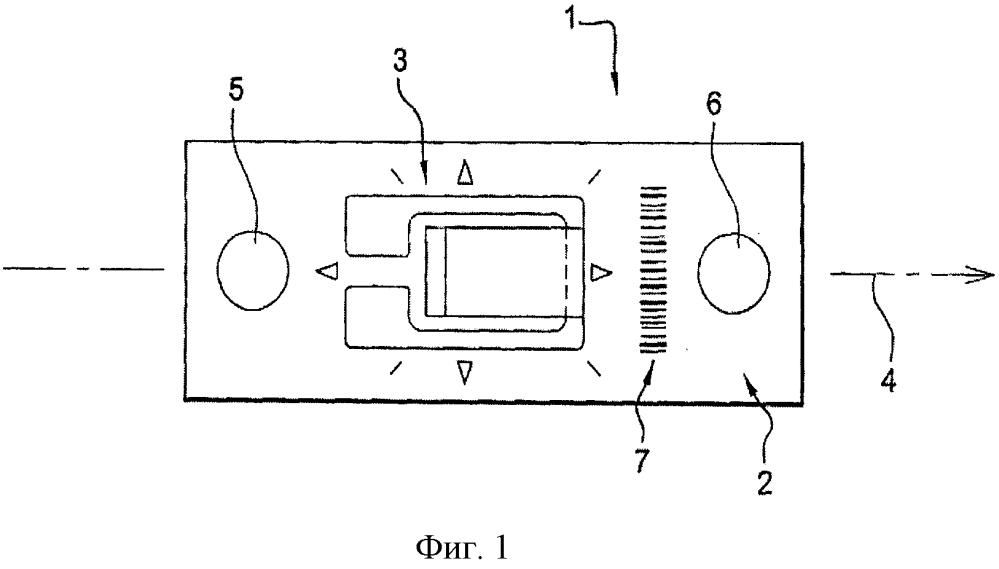 Тензометрический датчик и система определения пространственного положения таких датчиков