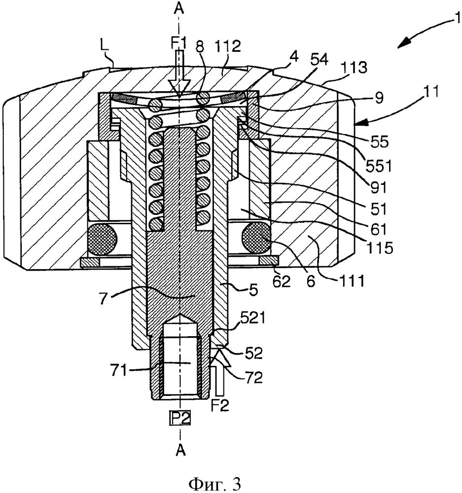 Устройство для ориентации нажимного винтового элемента для часов
