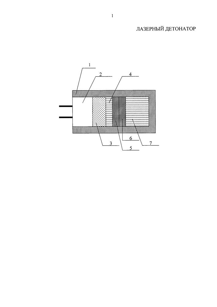 Лазерный детонатор