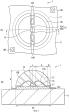 Модуль схемы источника света, осветитель и дисплей