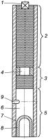 Способ получения водородсодержащего газа из природного газа и реактор для осуществления этого способа