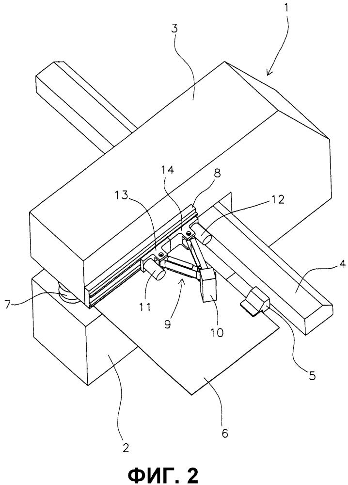 Комбинированная машина для пробивки и лазерной резки плоского металлического листа