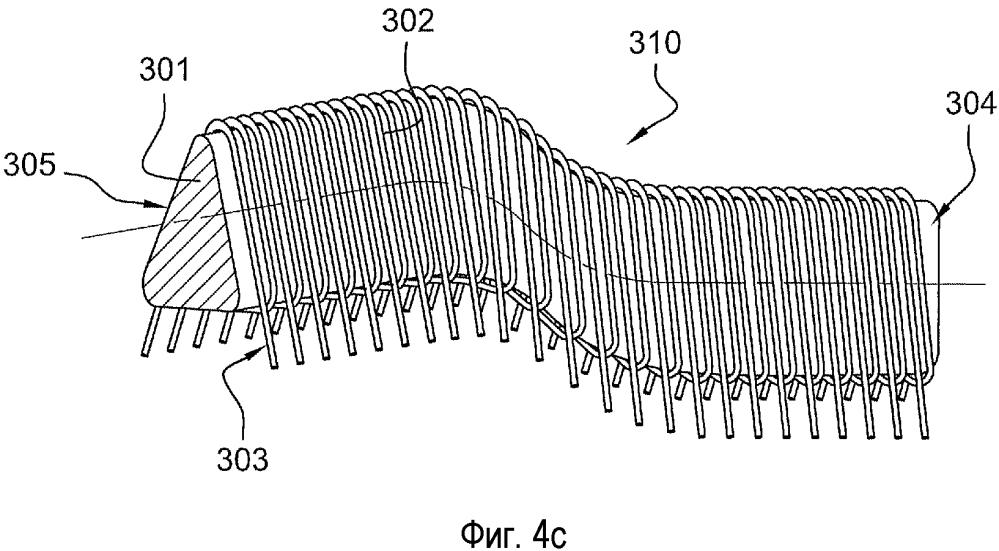 Способ изготовления металлической части, такой как усиление лопатки турбинного двигателя