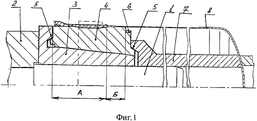 Устройство для обжима полых осесимметричных изделий