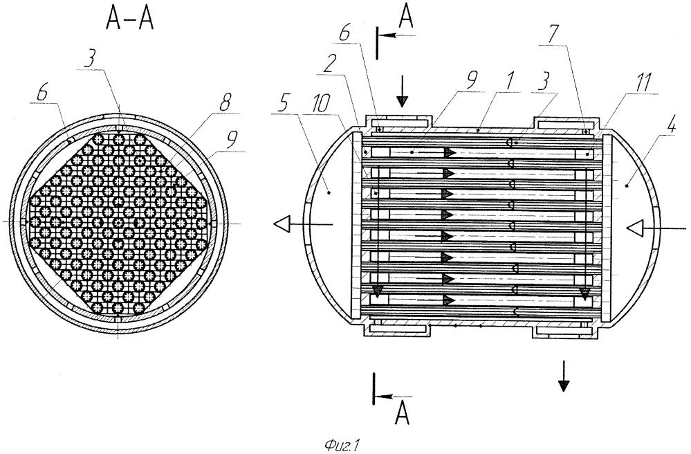 Теплообменный модуль