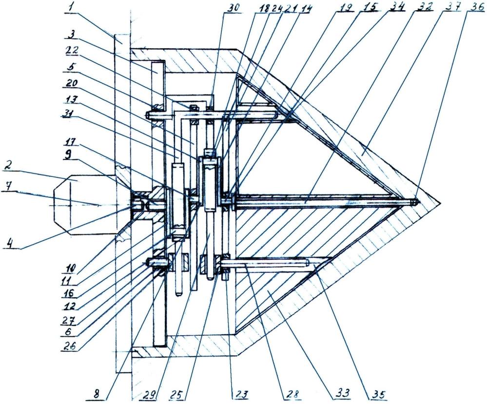 Многозвенная рычажная система