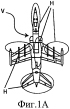 Средство снижения радиолокационной видимости самолета