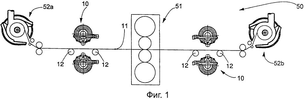 Способ и устройство для удаления окалины с поверхности металлического изделия