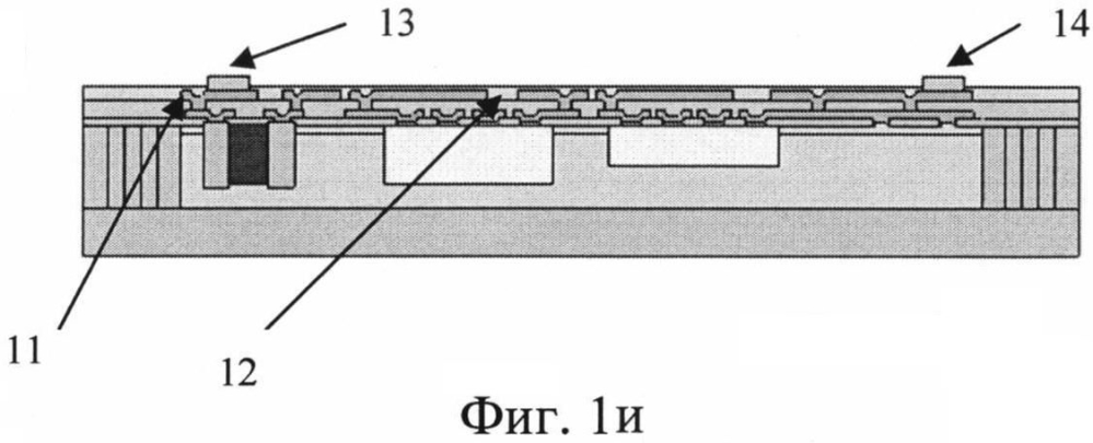 Способ изготовления микроэлектронного узла на пластичном основании