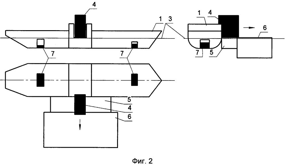 Способ утилизации крупногабаритного плавучего объекта с ядерной энергетической установкой