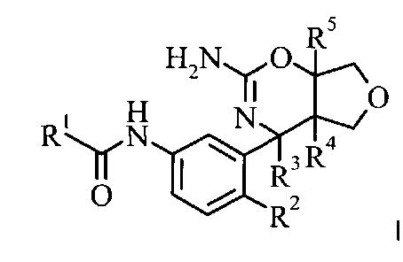 N-[3-(5-амино-3,3а,7,7а-тетрагидро-1н-2,4-диокса-6-аза-инден-7-ил)-фенил]-амиды в качестве ингибиторов васе1 и(или) васе2