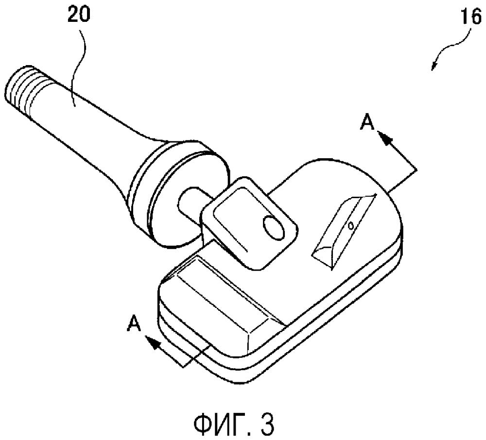 Передающее устройство, система мониторинга состояния шины и шина в сборе