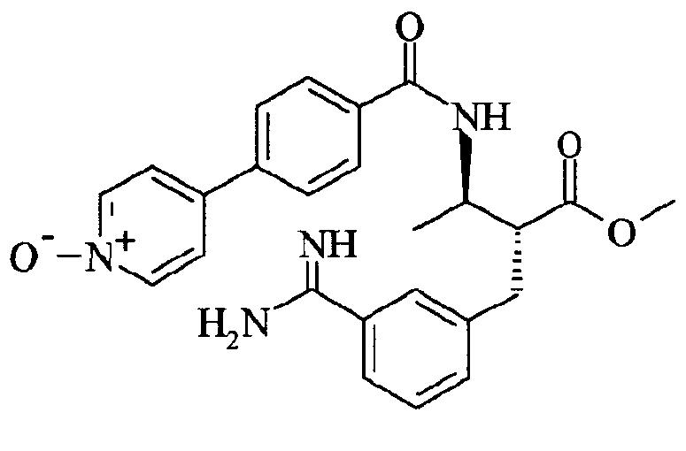 Бензойнокислая соль отамиксабана