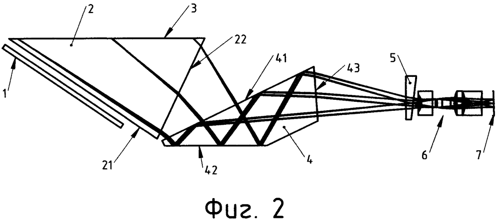 Компактная система регистрации папиллярных узоров