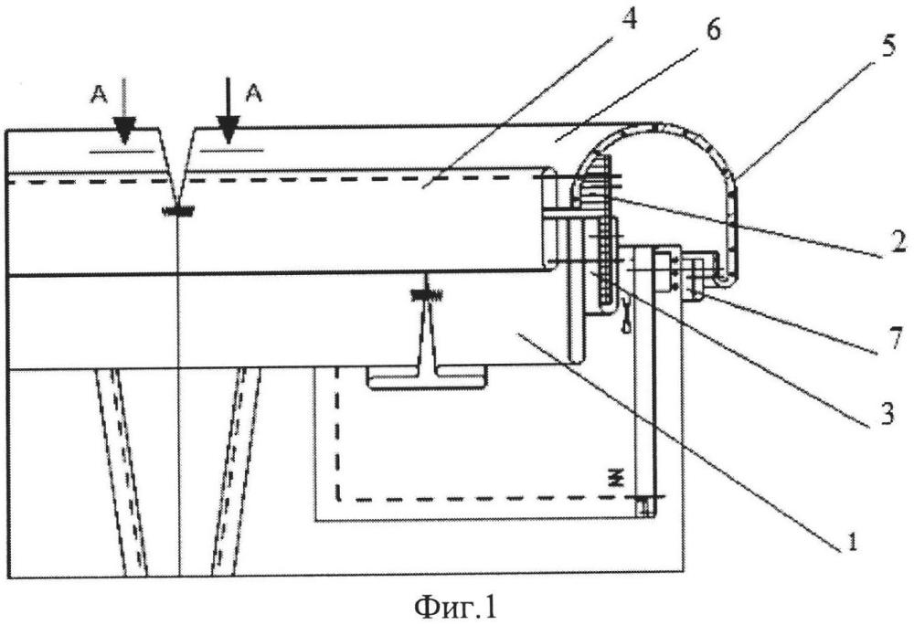 Способ обработки верхнего среза мужских брюк