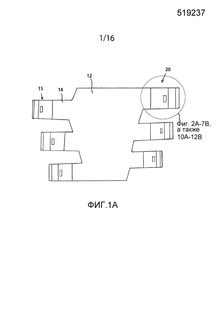 Двухслойная система измерения натяжения для компрессионного белья