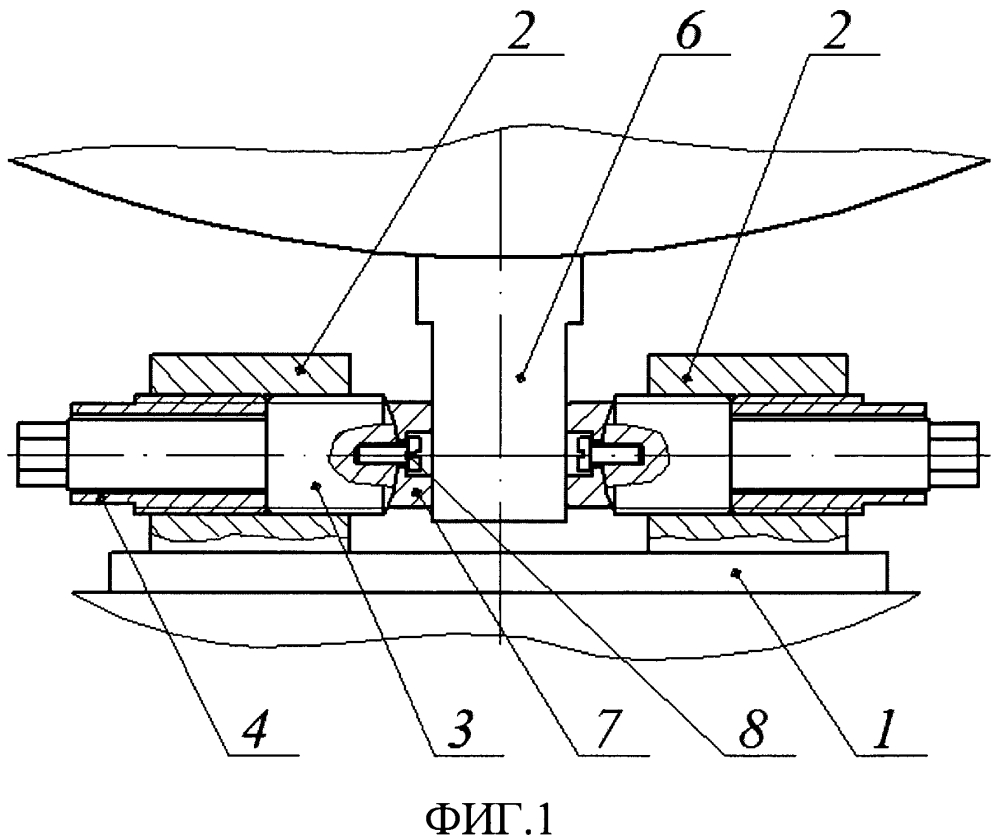 Устройство для фиксации центровки оборудования