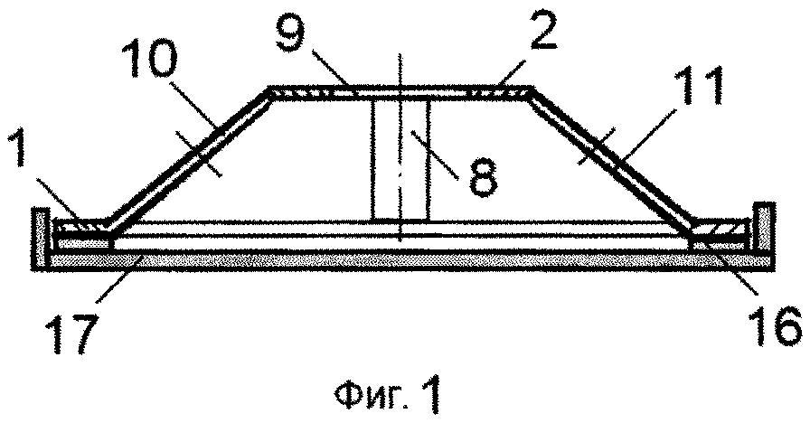 Равночастотный упругий элемент кочетова кольцевого типа