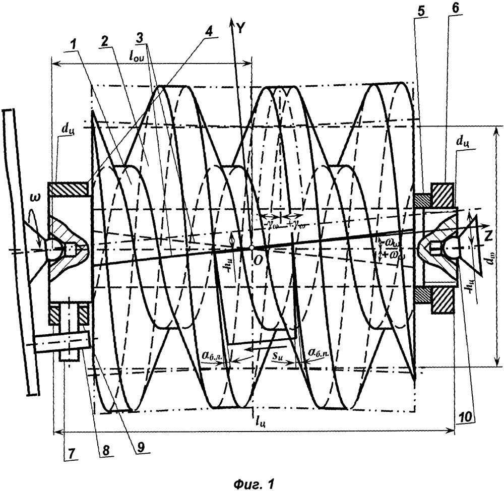 Способы обработки гиперболоидных червяков и червячных зуборезных инструментов и устройство для их реализации