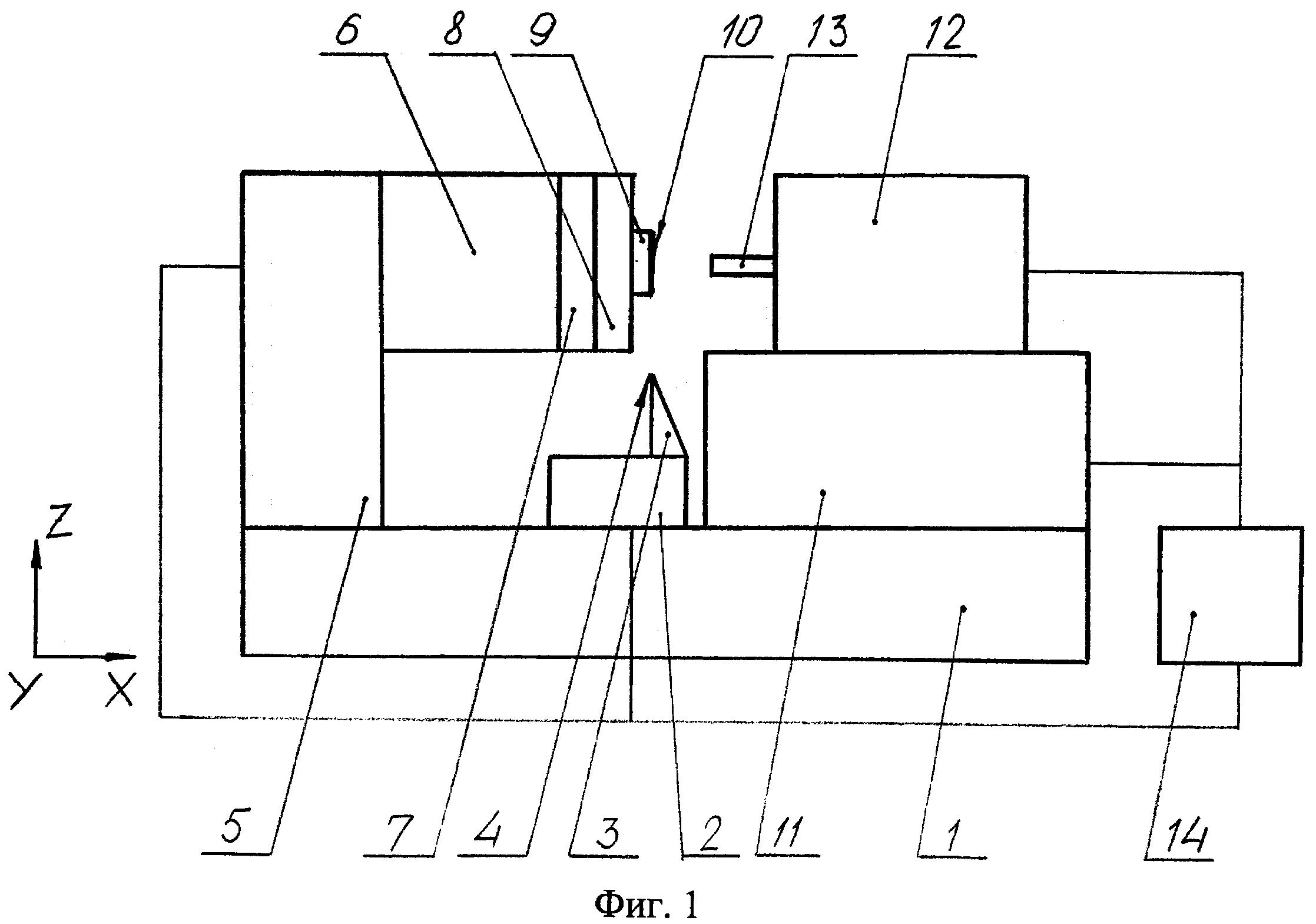 Способ измерения поверхности объекта в режиме сканирующего зондового микроскопа