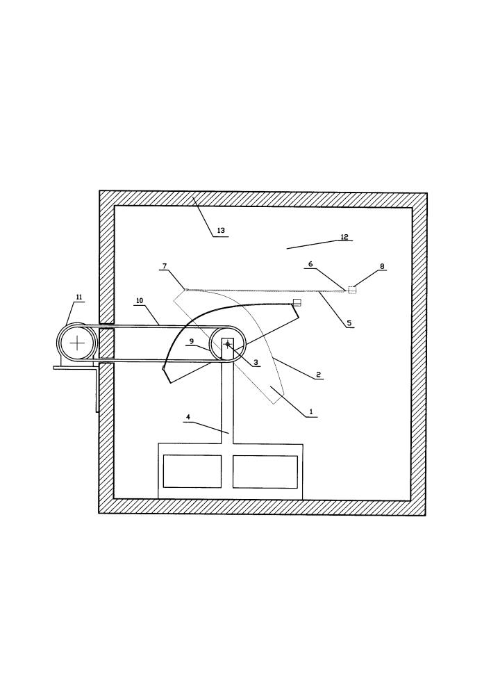 Устройство для формования ударопрочных прозрачных полимерных материалов