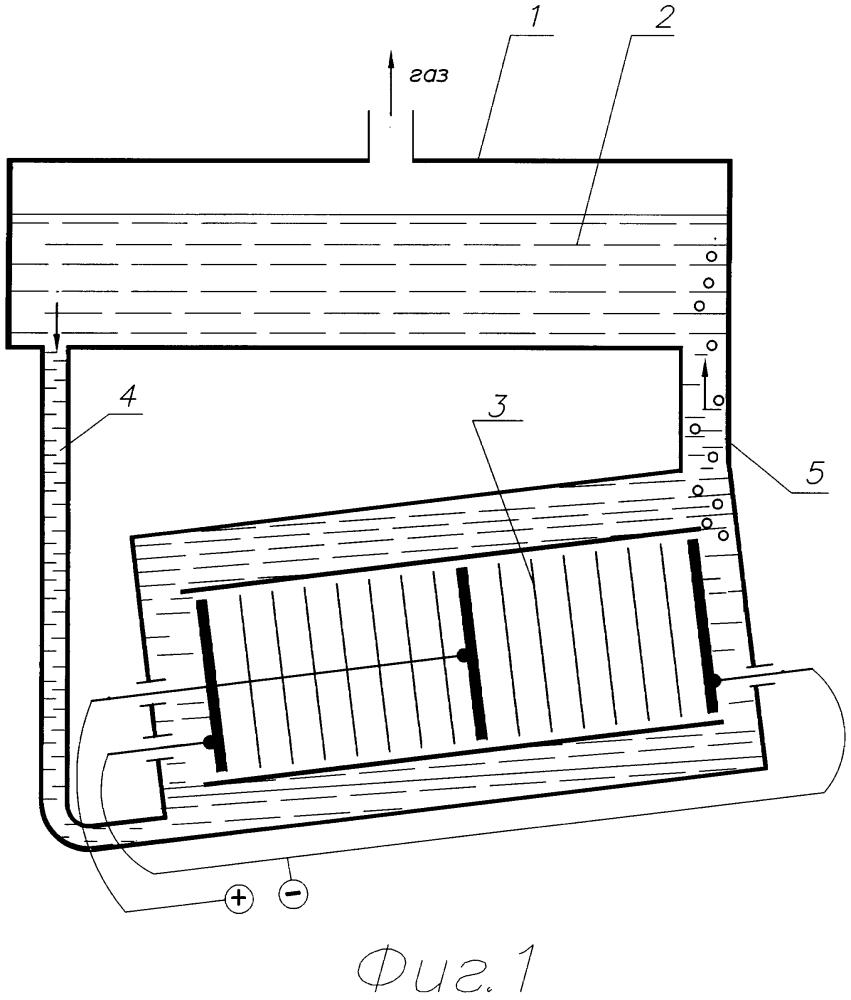 Электролизно-водный генератор