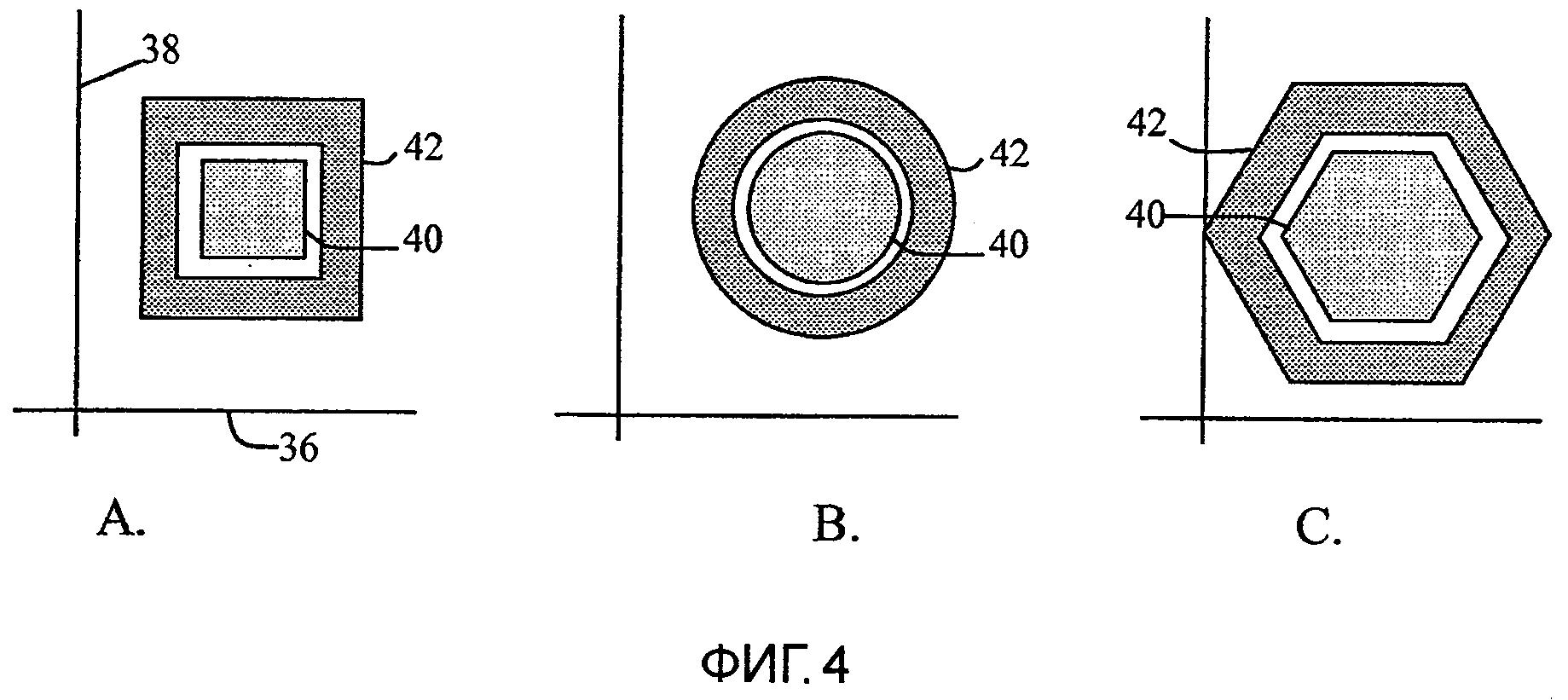 Автостереоскопическое устройство отображения, имеющее оптическое увеличение