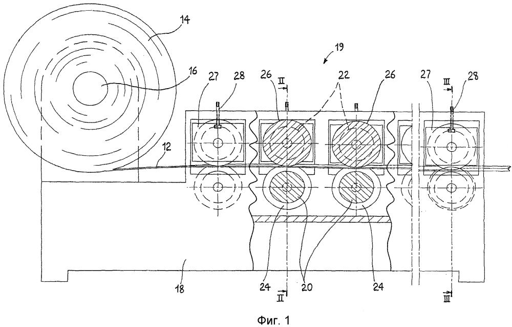 Способ и устройство для изготовления водонепроницаемых гофрированных металлических труб из полосы металлического листа и водонепроницаемая гофрированная металлическая труба, изготовленная таким способом
