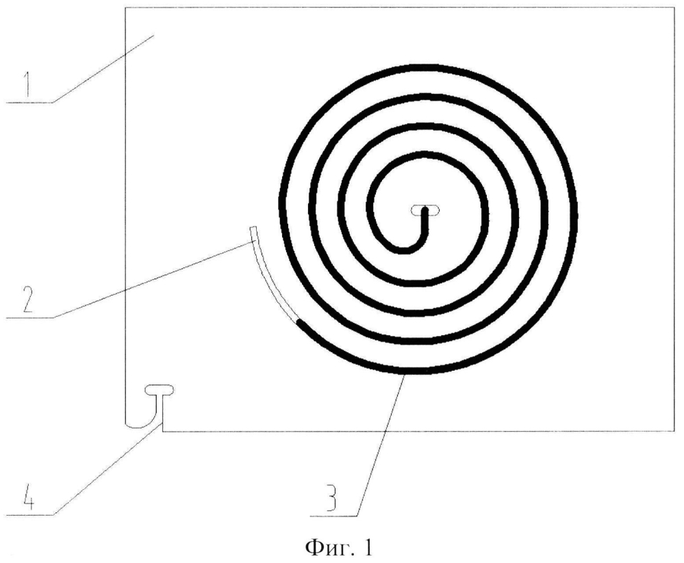 Способ изготовления плоской ленточной пружины из бериллиевой бронзы